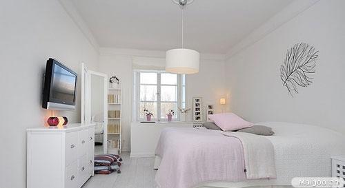[房屋简装]110平舒适简装修 只为生活而设计