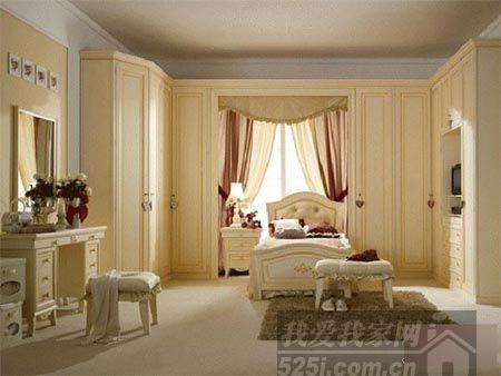 超萌公主房卧室设计 给小公主一个满意的窝(6)