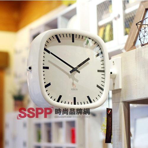 时尚壁钟-可爱家居图片
