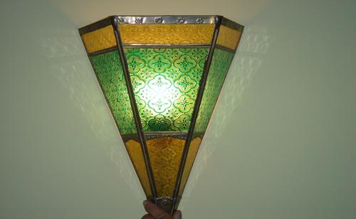 东南亚风格灯具异国情调
