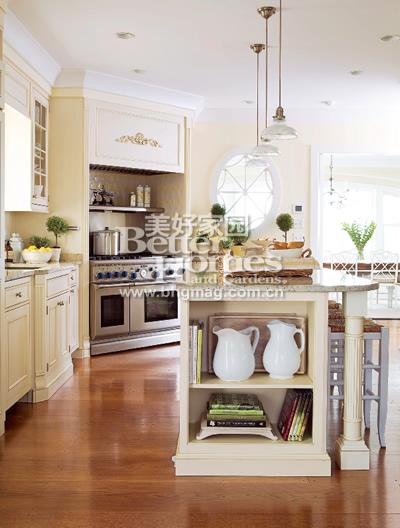厨房设计 岛台的四重身份(3)
