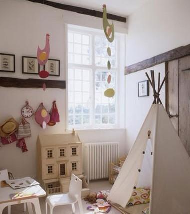 妙趣横生 10个趣味儿童房设计样板房(2)