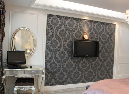 20款电视背景墙装修 造家居最美风景线