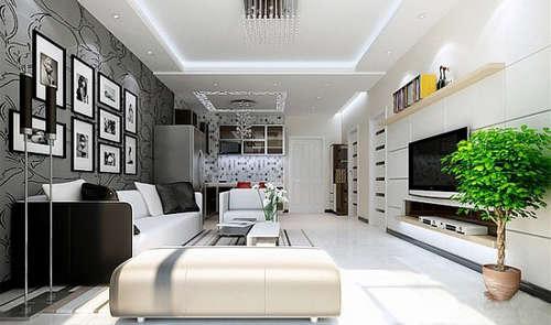 家庭室内装修效果图大全 高清图片