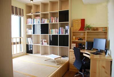 家居 设计 书房 装修 400_269