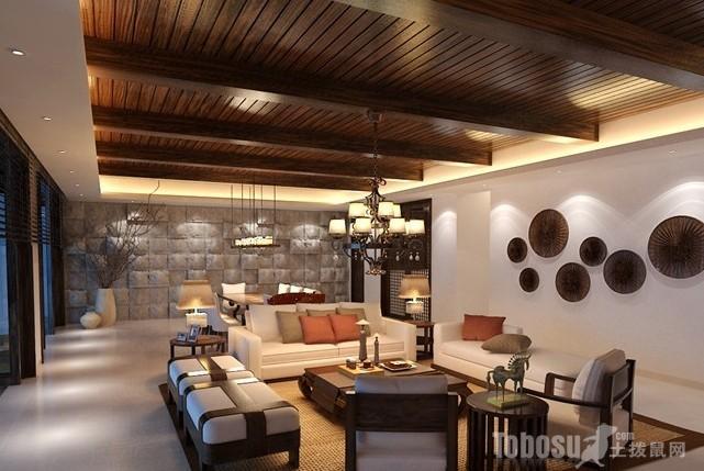 东南亚装修风格家具
