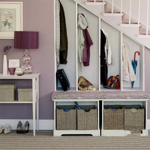 墙壁楼梯装饰