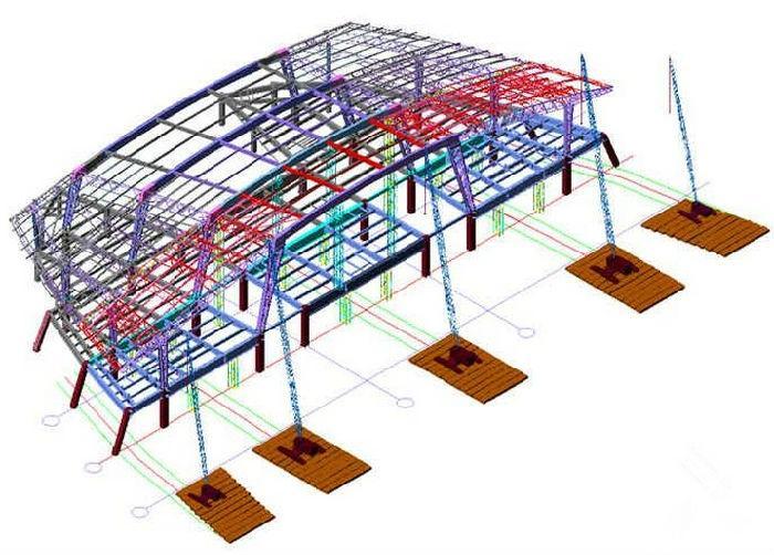 钢结构施工组织设计