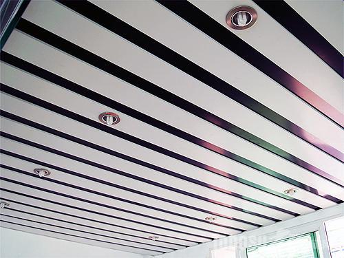 铝扣板吊顶的施工工艺图片
