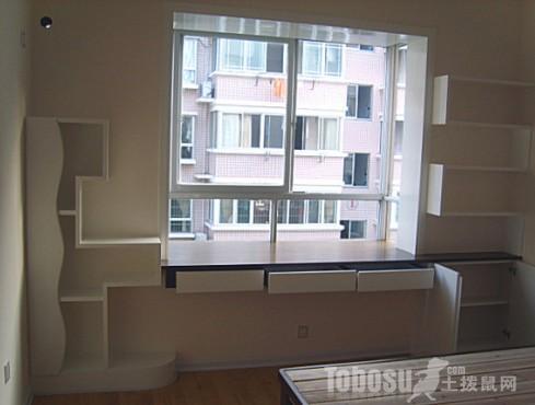 卧室飘窗改书桌注意事项