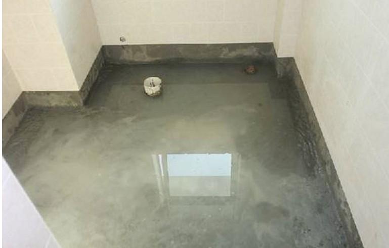 卫生间防水正确的施工方法
