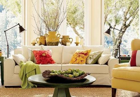 家居软装 布艺装饰品的选择要点