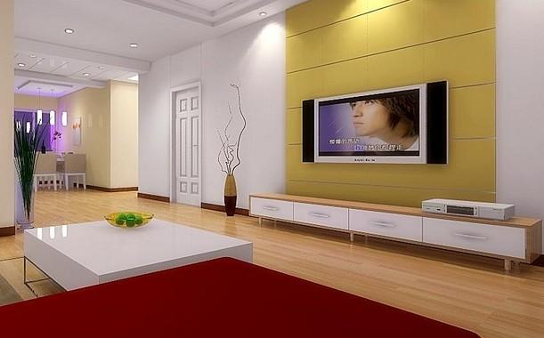那么电视柜可以选择白色花纹的