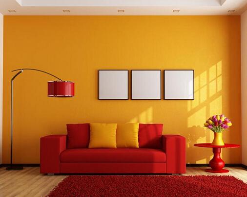 室内色彩特点分析
