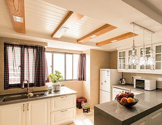 开放式厨房装修技巧 减少油烟的危害