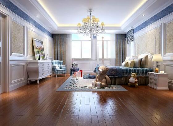 家装木地板选购 谨慎四大误区