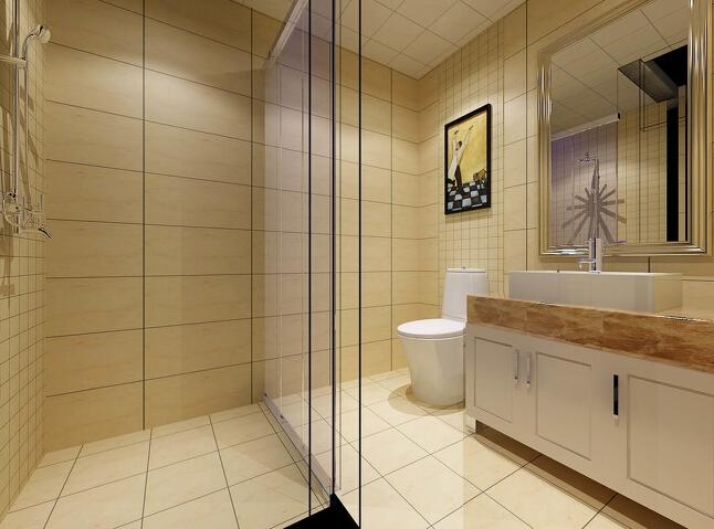 厕所 家居 设计 卫生间 卫生间装修 装修 646_479