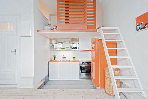 小户型装修设计 空间利用五大技巧