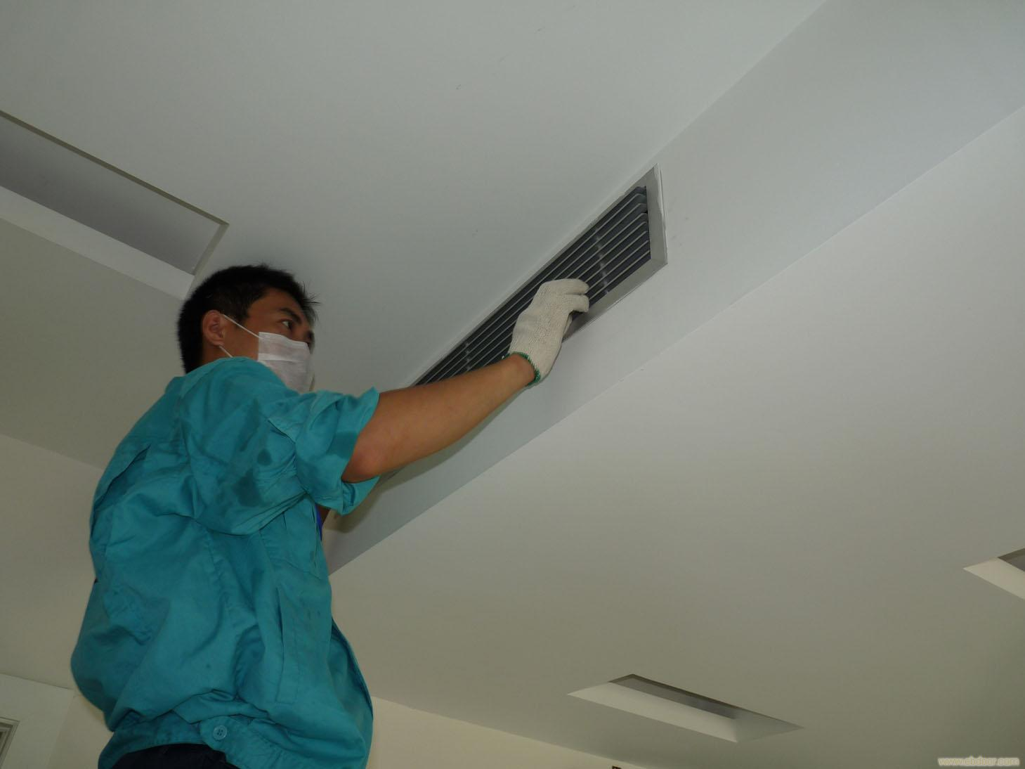 家用中央空调如何清洗 中央空调清洗方法