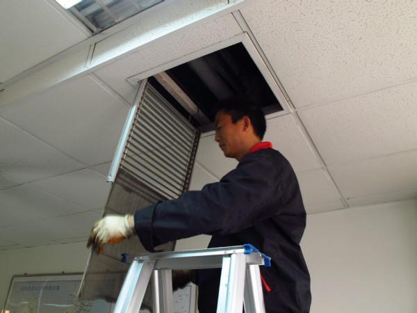 中央空调清洗方法    4