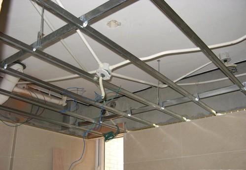 详解集成吊顶的安装步骤以及所需安装工具