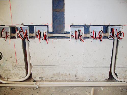 详解一线电路改造现场施工步骤