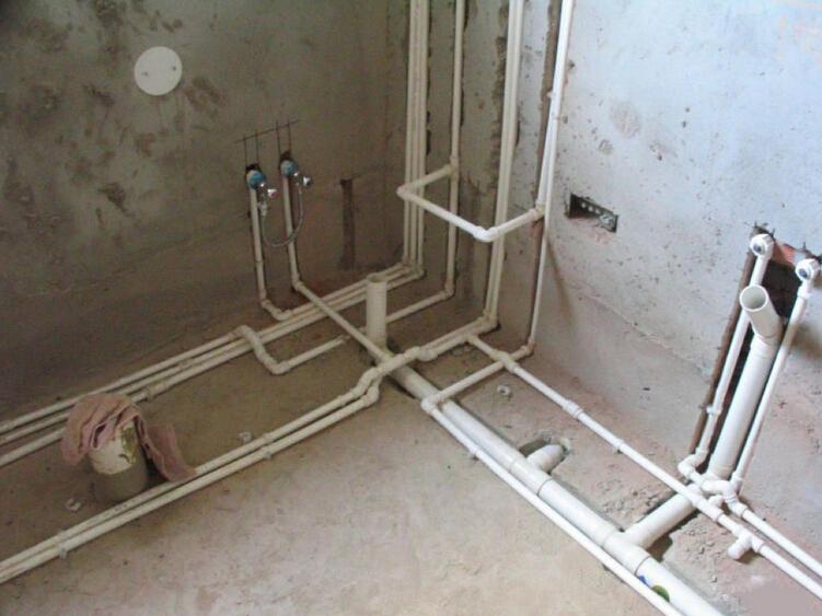 房装修电路施工图解