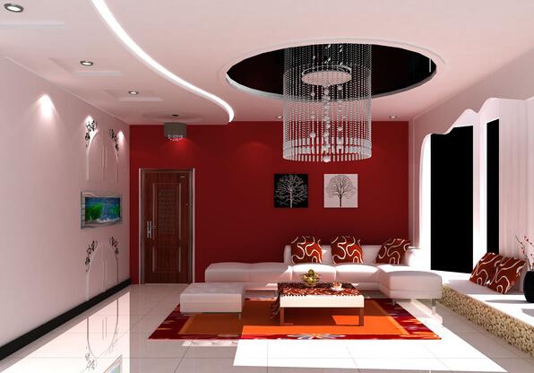 学知识 配色知识 > 秋季装修最流行的颜色搭配方式    红色代表着温暖
