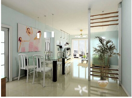 客厅隔断设计 客厅隔断的装修方式