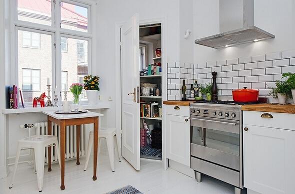 厨房装修中的注意事项