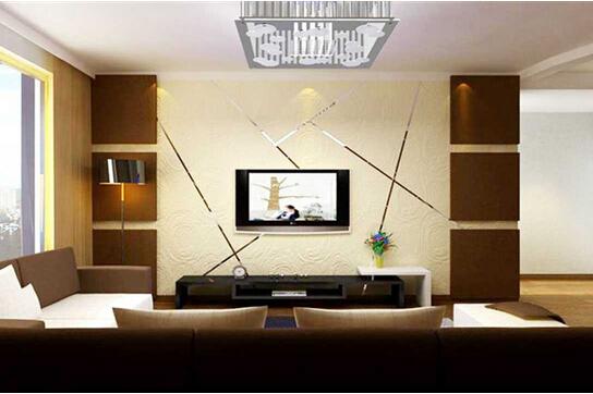 客厅电视墙怎样装修 电视背景墙装修设计图片