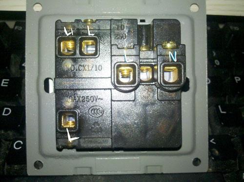 开关插座怎么接线 开关插座接线方法