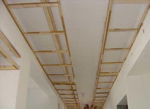 木龙骨怎么吊顶 木龙骨吊顶细节