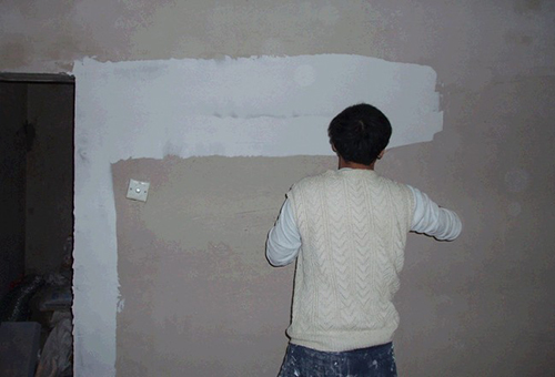墙面怎么刮腻子 墙面刮腻子施工工艺