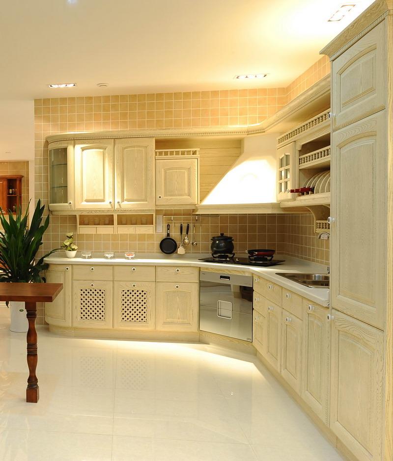 鸿扬宅配厨房家具图片