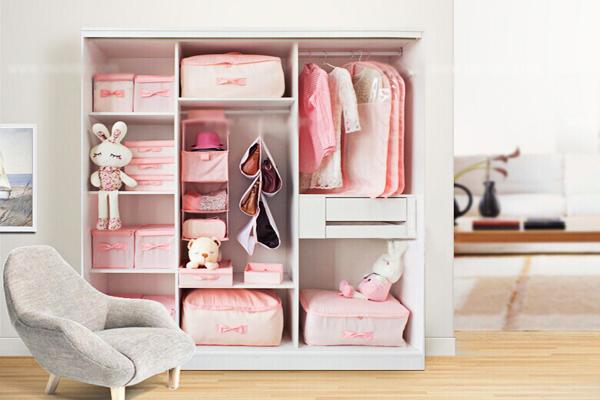 居家衣物收纳技巧 完美衣物收纳方法(2)