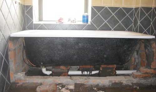 卫浴浴缸安装步骤如何 安装浴缸注意事项有哪些