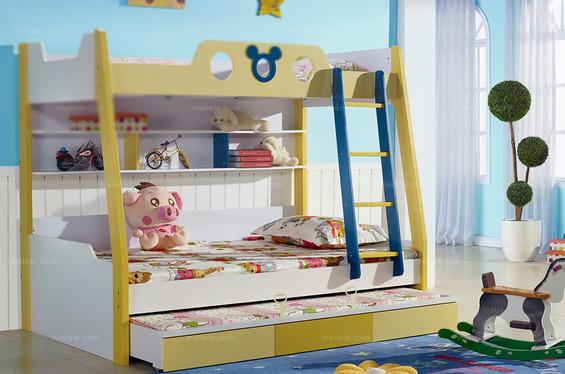 儿童架子床价格是多少 儿童架子床尺寸介绍