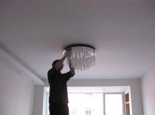 灯具安装灯具有哪些监督技巧安装工作放电率具体步骤图片
