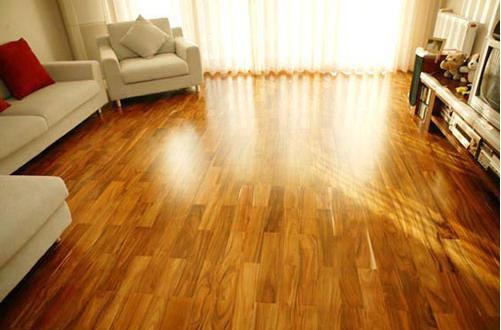 实木地板清洗方法