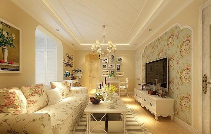 客厅的吊顶如何设计 小客厅的吊顶如何设计