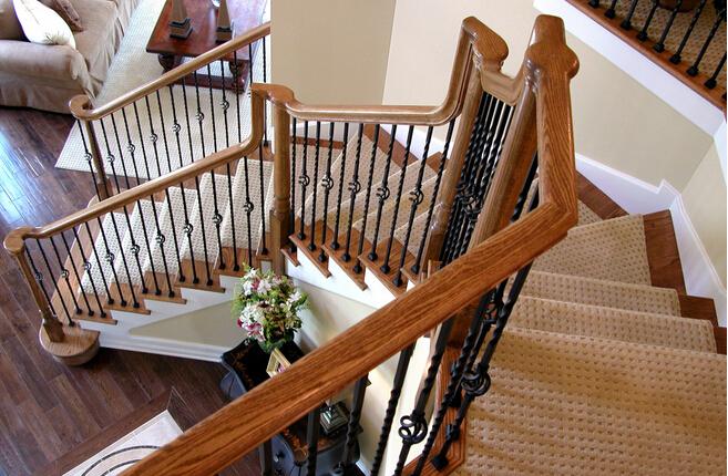 装修经验 > 安装楼梯需考虑的问题 楼梯安装步骤   确认楼梯的设计