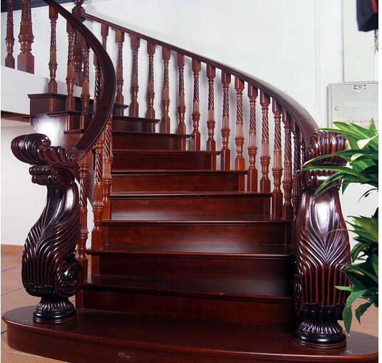 实木楼梯安装方法