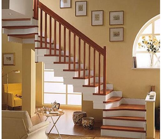 实木楼梯怎么样?实木楼梯安装方法
