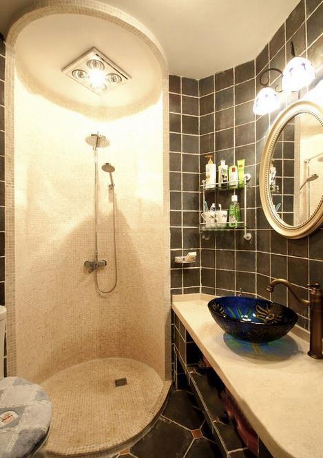 卫生间浴霸安装