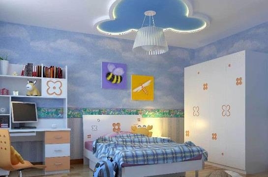 儿童背景墙装饰技巧 儿童手绘墙怎么样