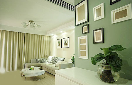8个空间室内植物摆放 室内植物摆放风水知识[图]