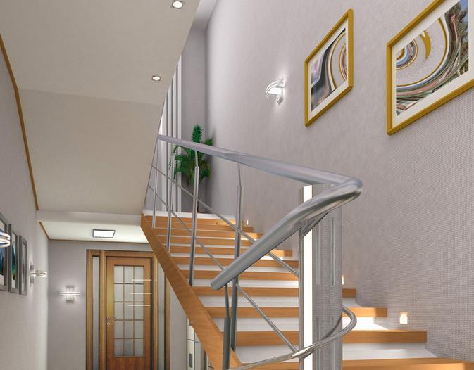 幼儿园,中小学及少年儿童专用活动场所的楼梯
