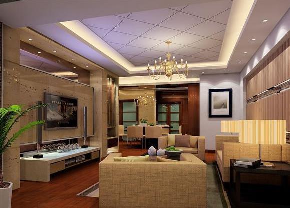 6,天花板材料之九厘板: 九厘板是胶合板的一种,九厘板是指木板的厚度