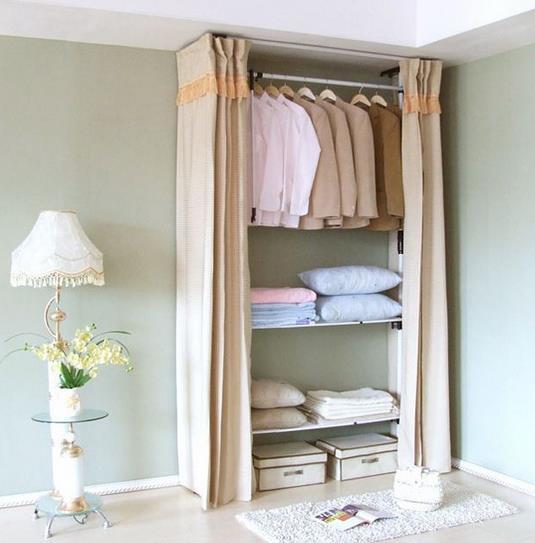 简易衣柜怎么样 简易衣柜的选购方法